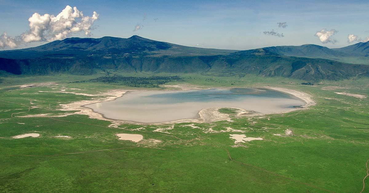 Ngorongoro Crater Area