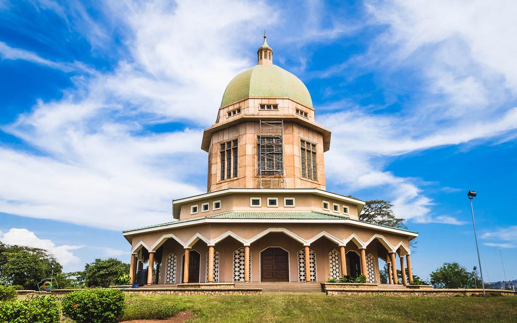 Bahai Temple-Kampala City Tour