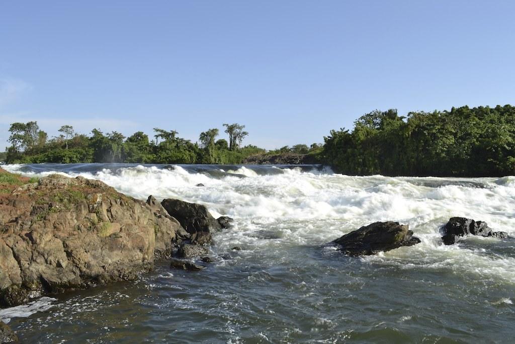 Bujagali Falls - Busoga