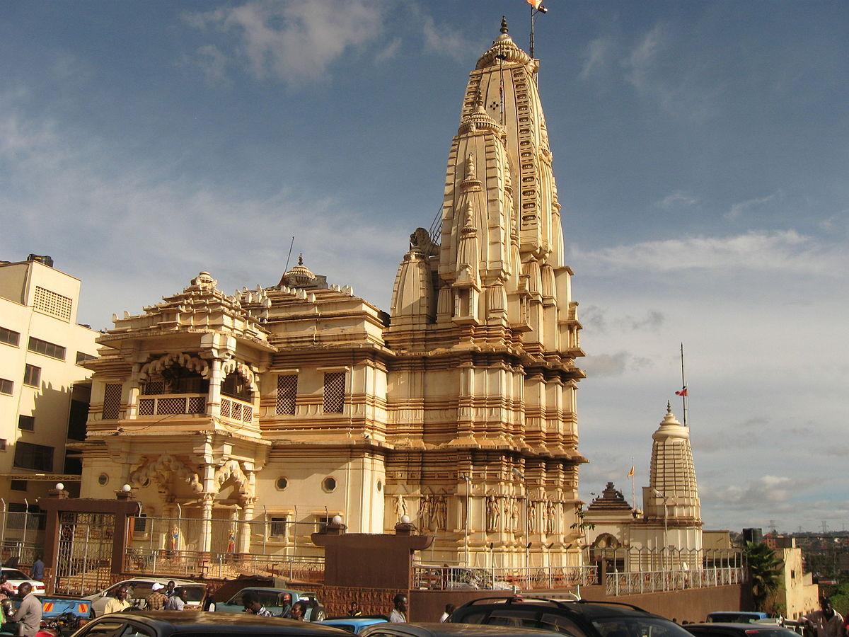 Hindi Temple-Kampala City Tour