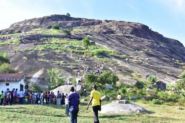 Kagulu Rock Climbing- Busoga