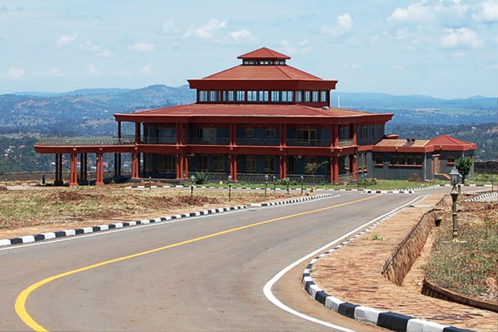 Kyabazinga Royal Palace - Busoga