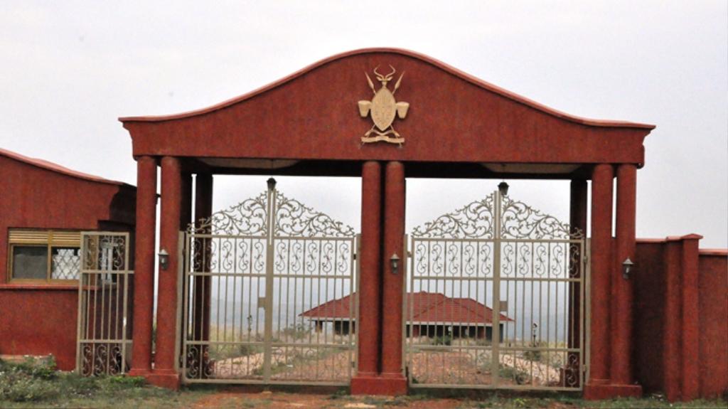 Budhumbula Palace - Busoga