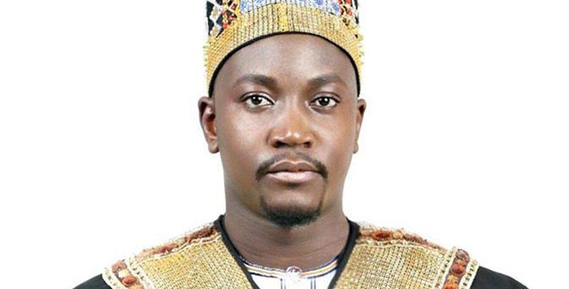 Kyabazinga William Nadiope-Busoga