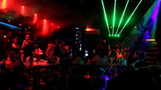 Night Club-Kampala City Tour