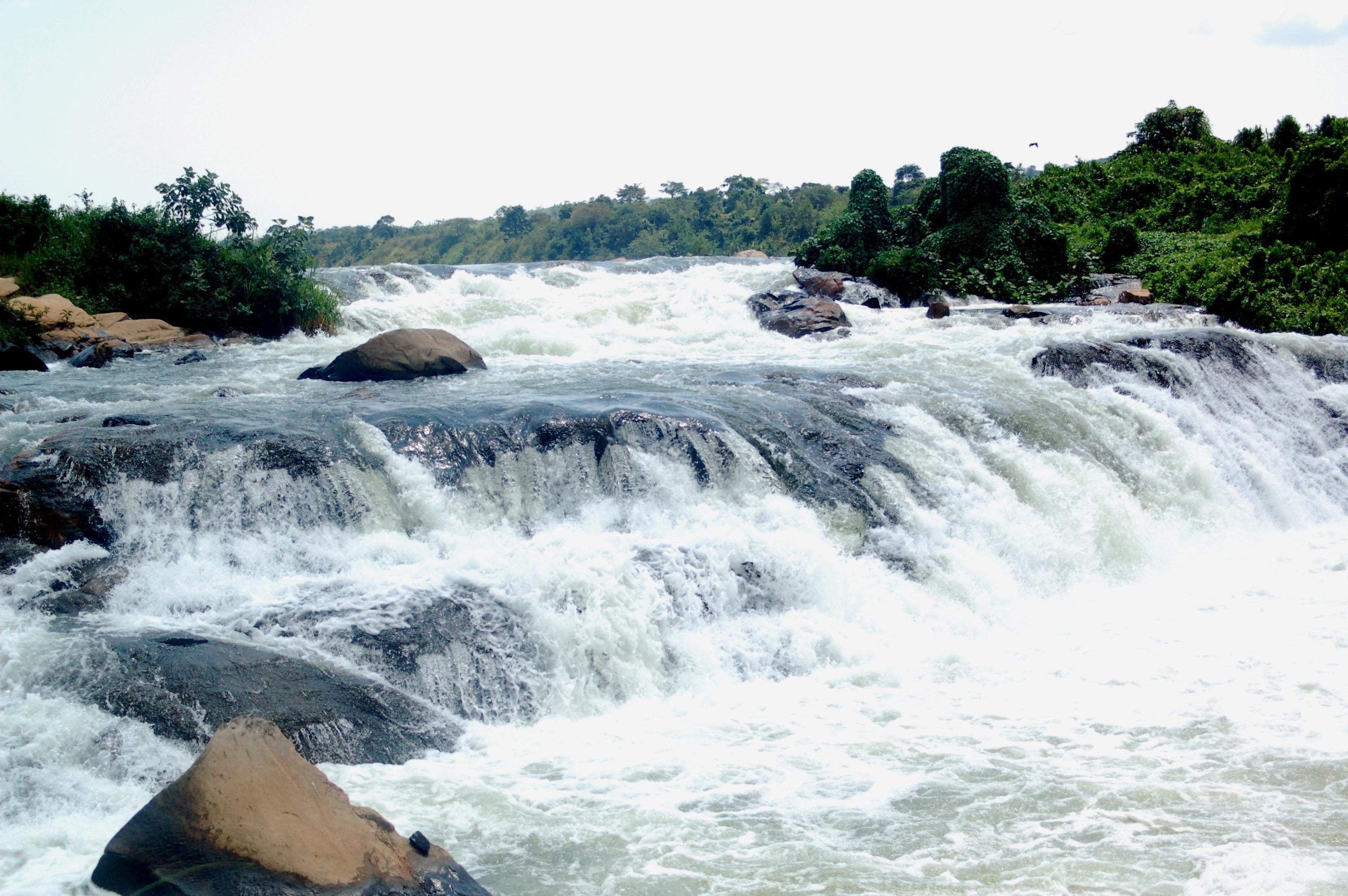 Bujagali Falls - Waterfalls in Uganda