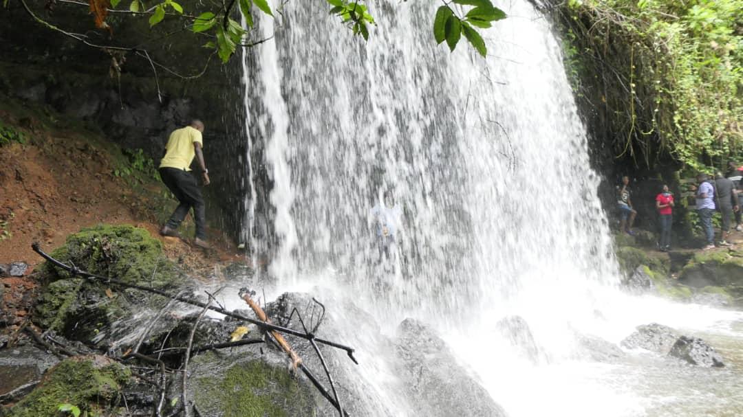 Amabere Falls -Sites in Uganda