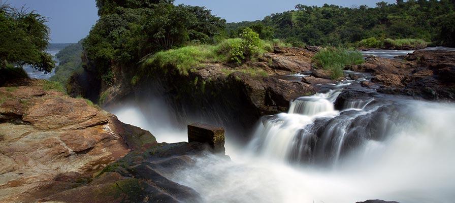 Murchison Falls - Waterfalls In Uganda