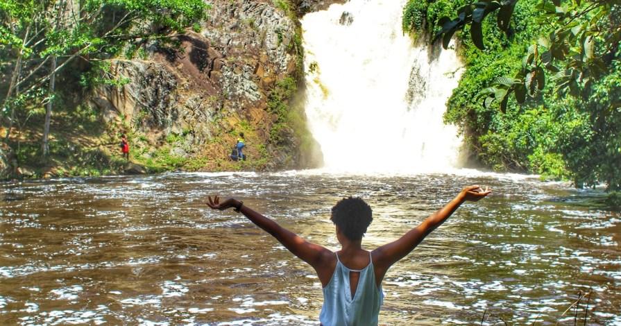 Ssezibwa Falls - Waterfalls in Uganda