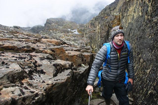 Hiking the Rwenzori - Bakonzo