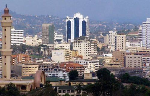 One tour day Uganda - Kampala