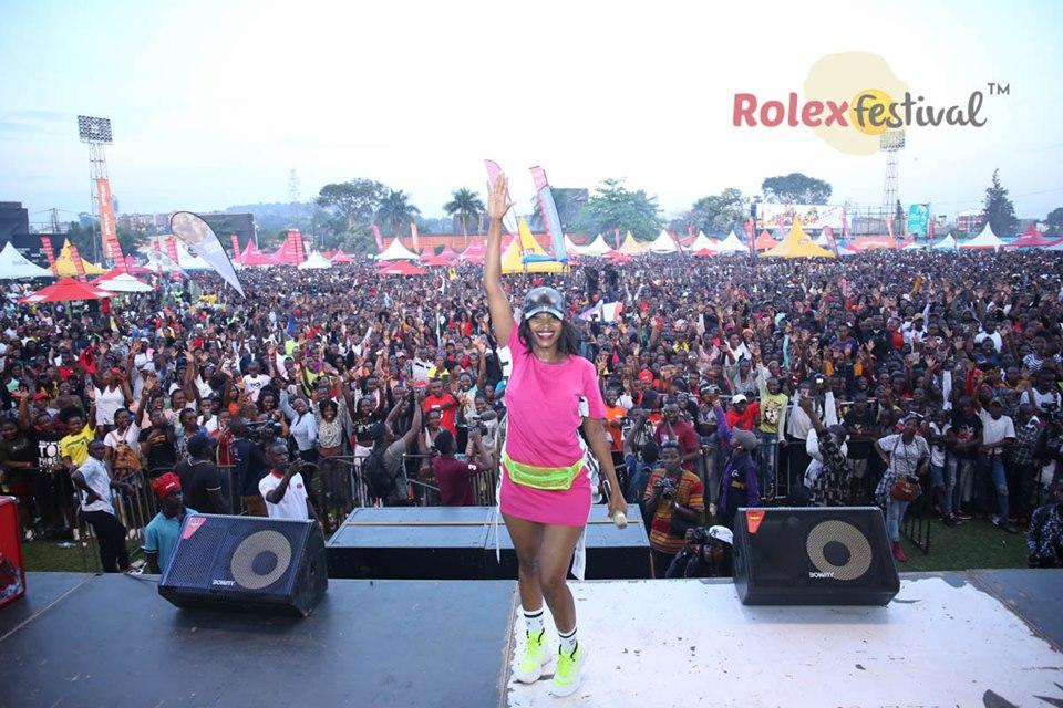 rolex festival
