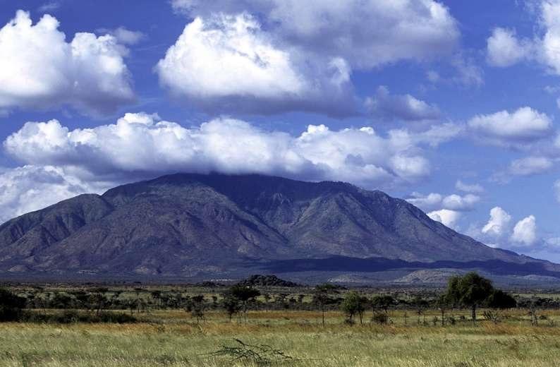 Mount Elgon Hiking