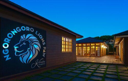Lions Paw Camp Ngorongoro
