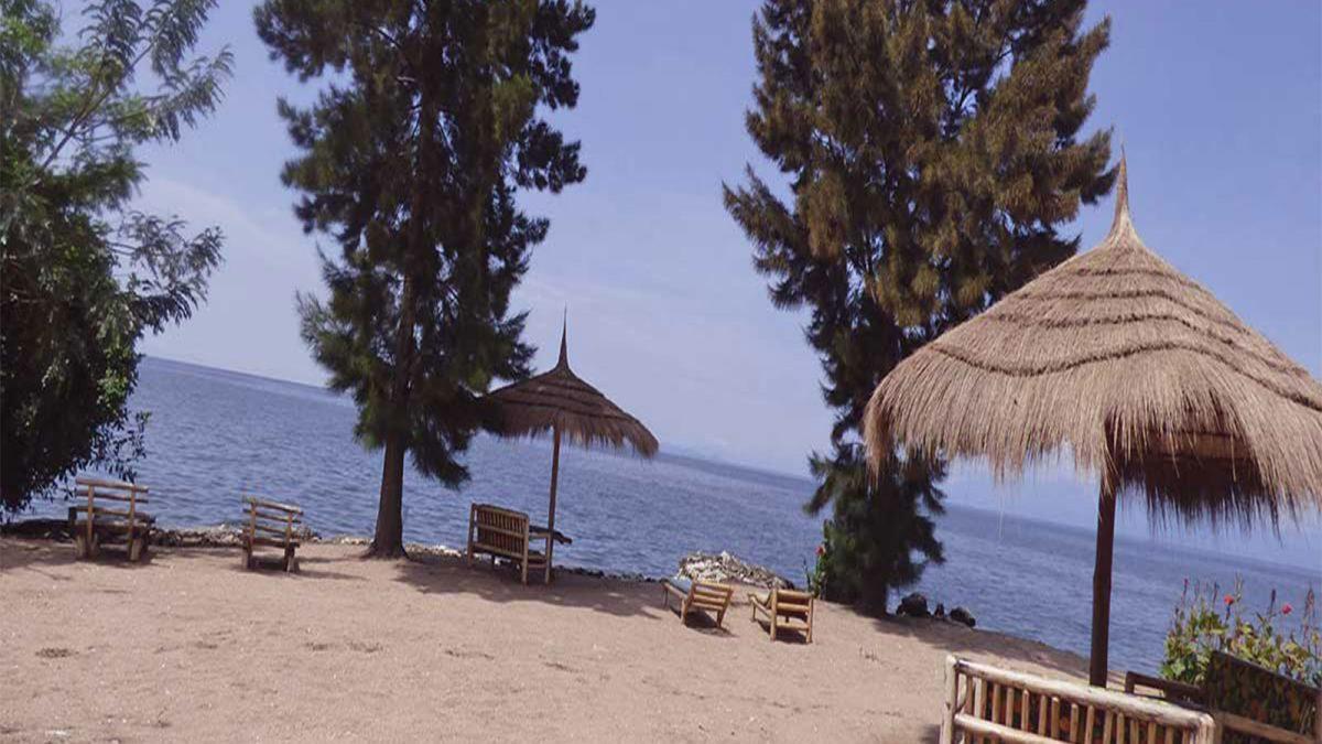 Karongi beach