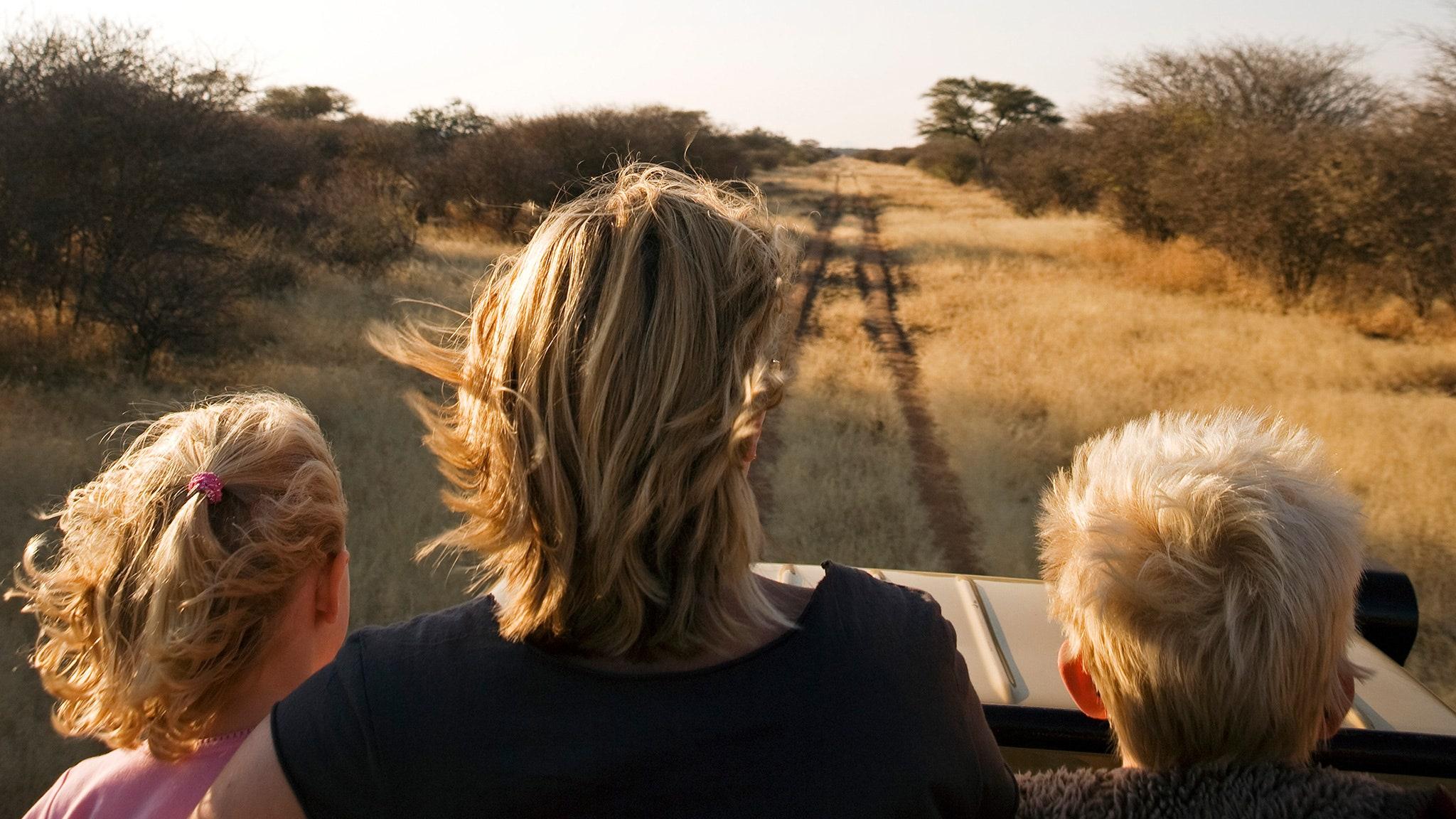 Kids Safaris in Uganda