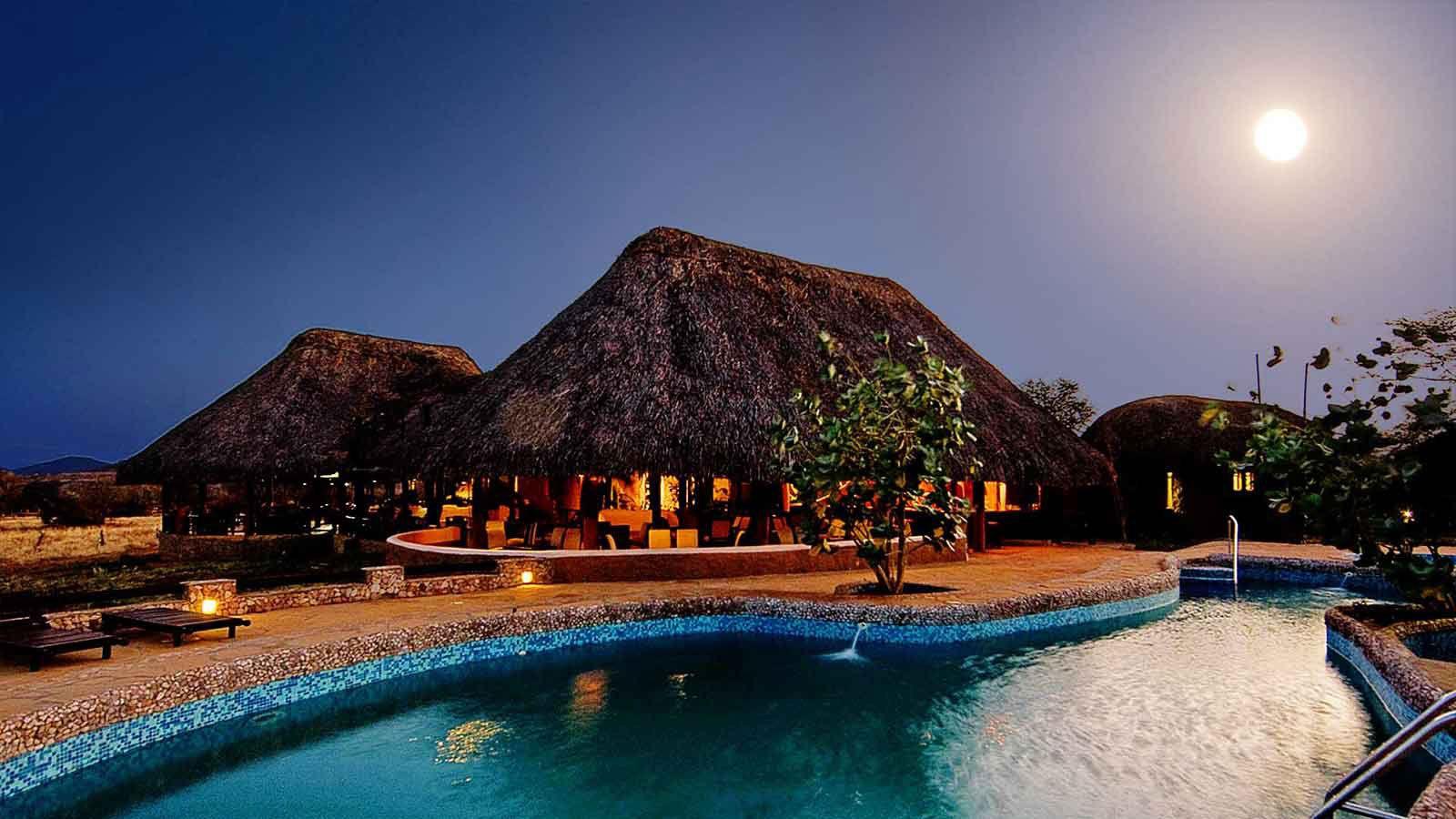 Samburu Sopa Lodge: